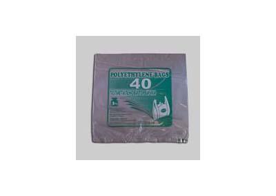 Полиетиленови торбички 40