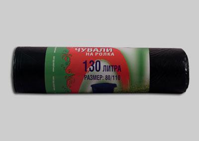 HDPE- Säcke 130l