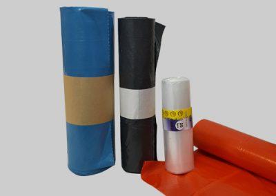LDPE- Säcke von 20 bis 120l